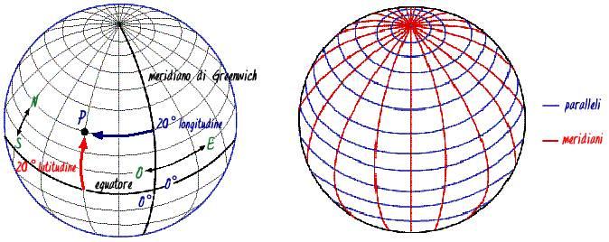 esempio di reticolo geografico